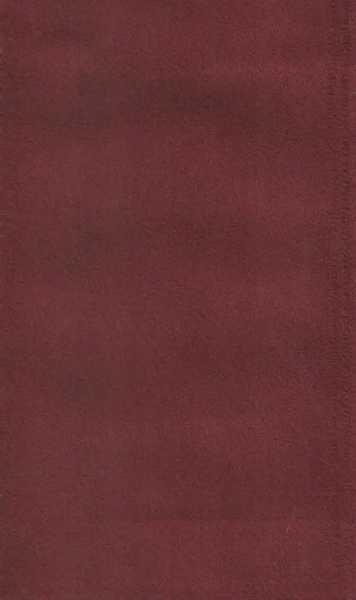 Suede Dubai 1430 cor 34 Vermelho