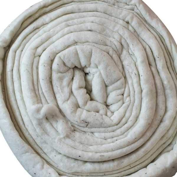 Algodão moleflex (conhecido como algodão Ovata) para enchimento