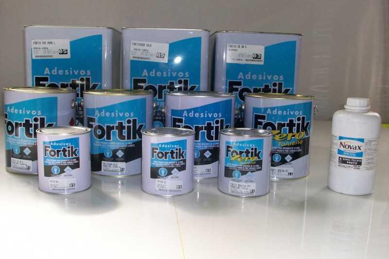 Cola de Contato - Linha Fortik Fcc
