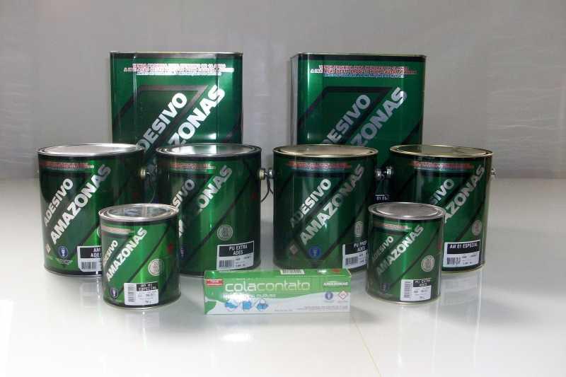 Cola de Contato Linha AM-02 Amazonas