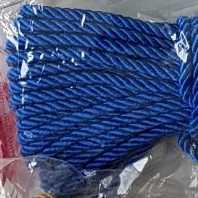 Cordão São Francisco 6mm CS-4 azul