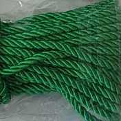 Cordão São Francisco 6mm CS-17 cor Verde