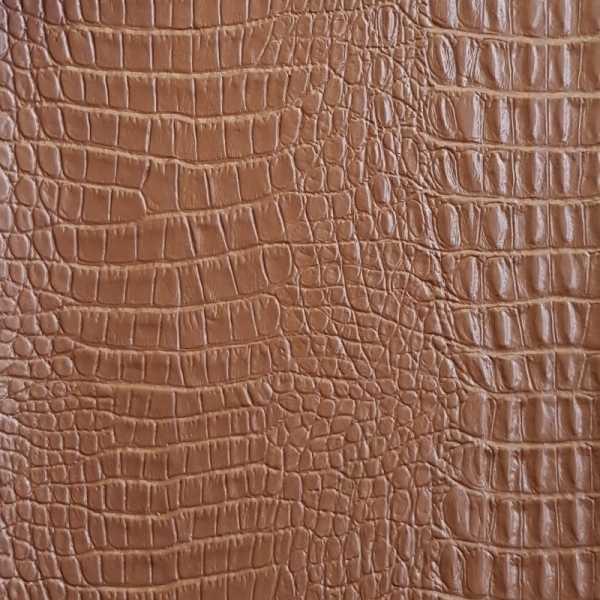 Ecológico Croco 5313 cor 52 Caramelo